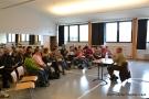 h/ rencontre entre les ateliers lecture et François Garde