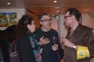 l4/ Jeanne Benameur, Christophe Carlier et Olivier Brunhes  © Club photo des Fourches