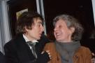 l8/ Jaunay Clan et Isabelle Marchand, administratrice de Lecture en Tête  © Club photo des Fourches