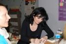 séance dédicace : Emmanuelle Pol