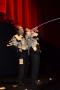Inauguration (5) : les comédiens Philippe Languille et Laurent Menez