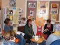Rencontre avec Claudie Hunzinger à la bibliothèque municipale de Saint-Berthevin - 5 février 2015