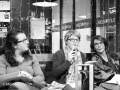Elisabeth Dupleix, Lydia Lacour et Brigitte Maligorne du comité de sélection du Prix Littéraire du 2ème roman / 9 décembre 2015