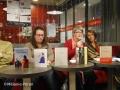 Annonce des 5 romans finalistes du Prix Littéraire du 2ème roman 2016 / 9 décembre 2015 - café Etienne à Laval