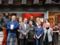 le jury final du Prix Littéraire du 2ème roman 2016 lors des délibérations le samedi 30 janvier 2016