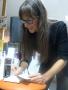 Dédicace de Violaine Bérot / jeudi 10 décembre à la bibliothèque municipale de Saint-Berthevin